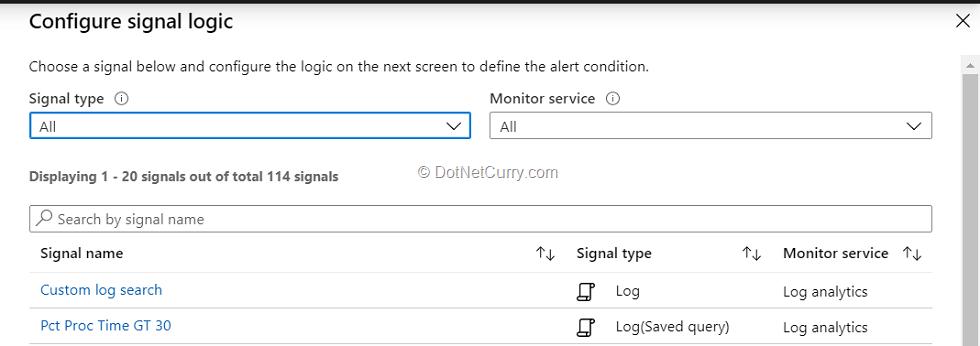 select-query-as-alert-signal-logic