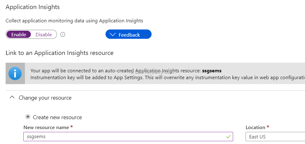 create-new-application-insights-resource