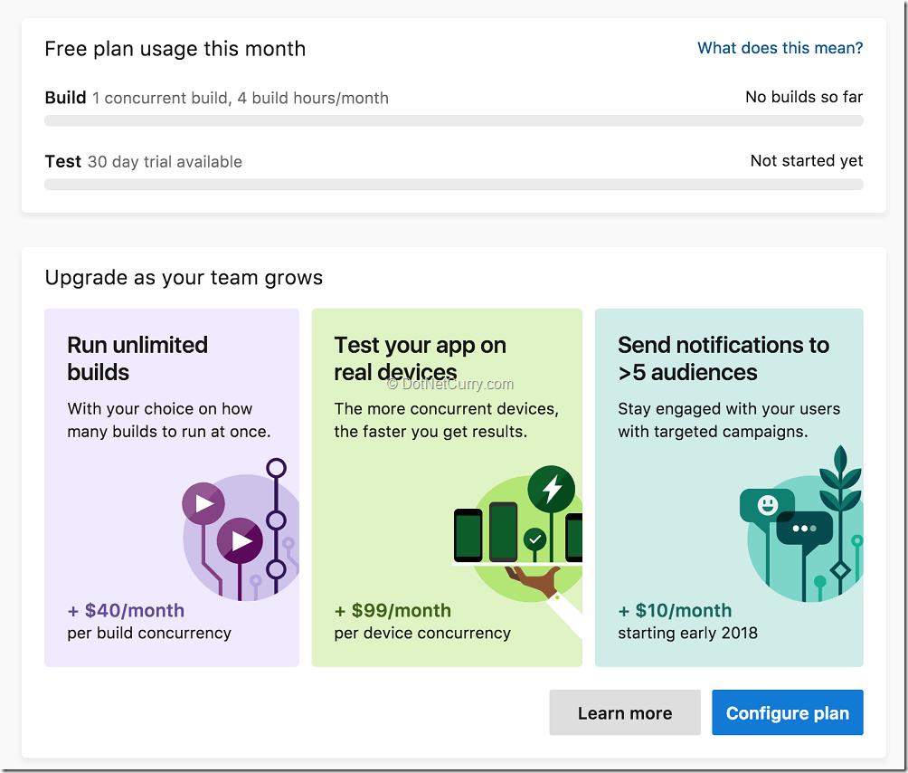 app-center-pricing
