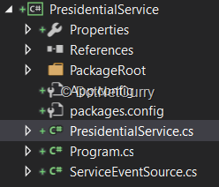 service-structure