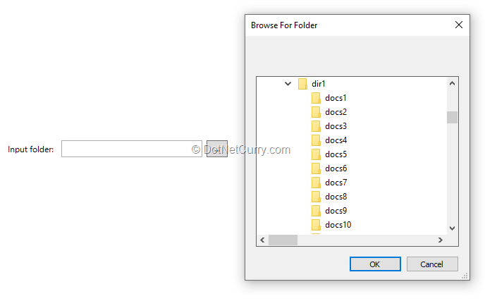 pick-folder