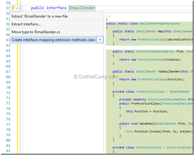 interface-mapping-helper