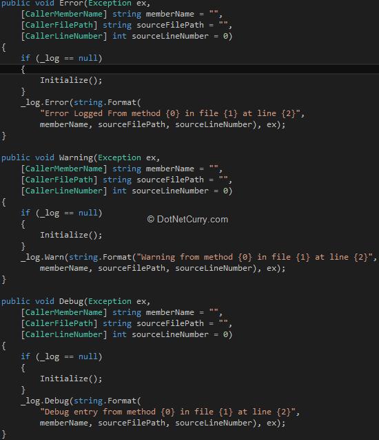 logging-code