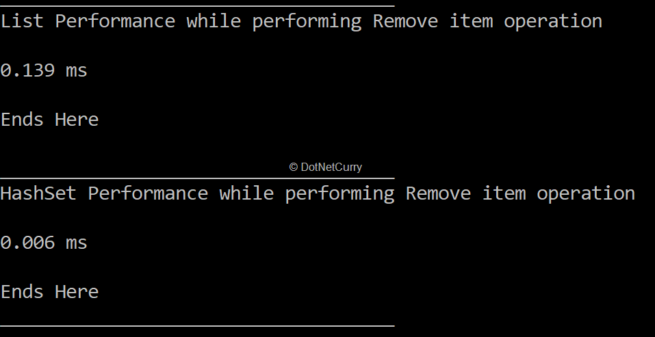 perf-remove-operation