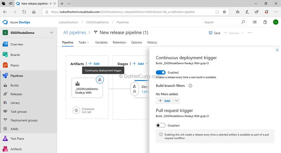 create-release-pipeline