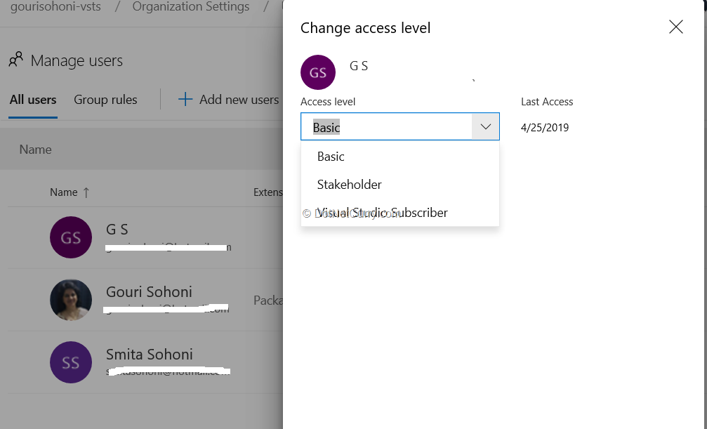 Security in Azure DevOps (formerly called VSTS) | DotNetCurry