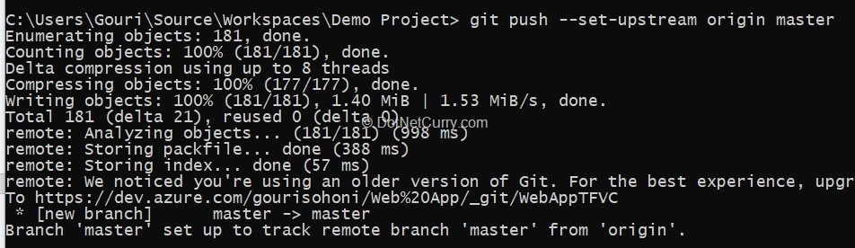 git-push-to-remote