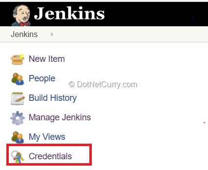 jenkins-credentials