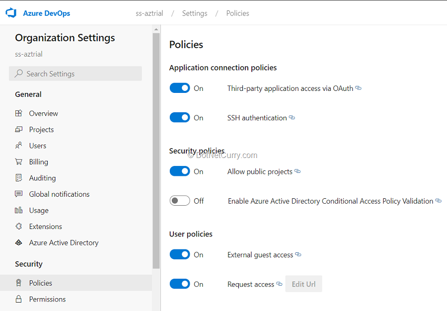 enable-aad-conditional-access-azure-devops-organization