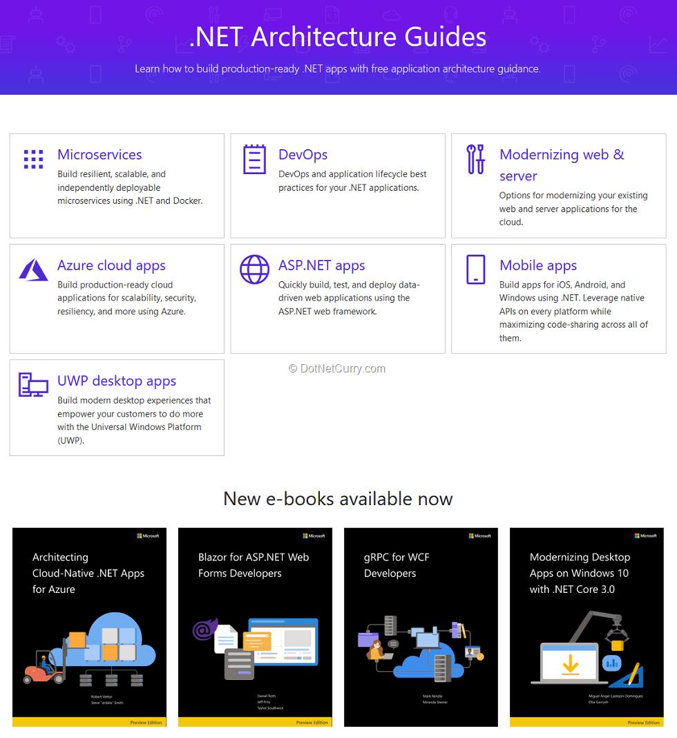 dotnet-architecture-guides