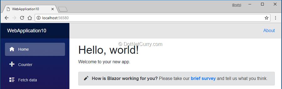 first-blazor-app