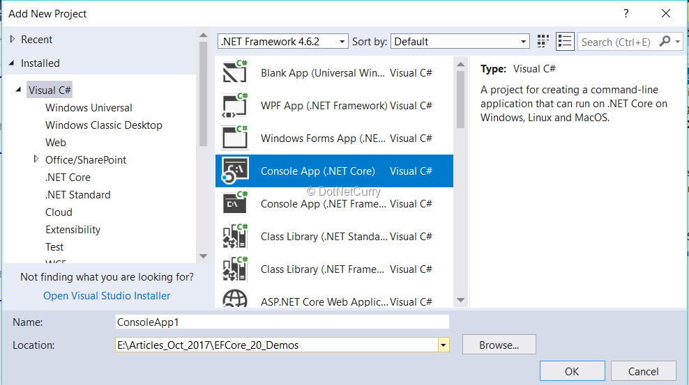 Entity Framework Core (EF Core) 2 0 – New Cool Features
