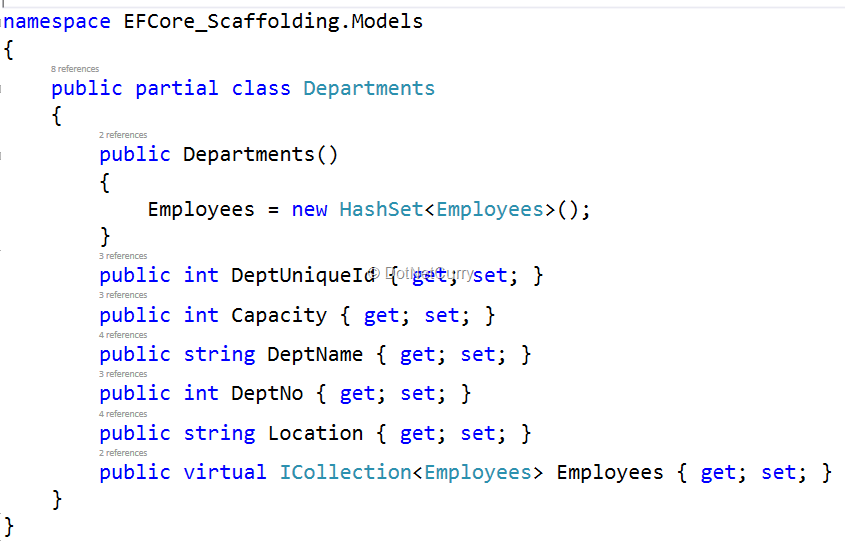 Entity Framework Core Tutorial | DotNetCurry