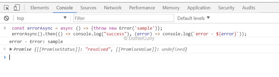 error-async