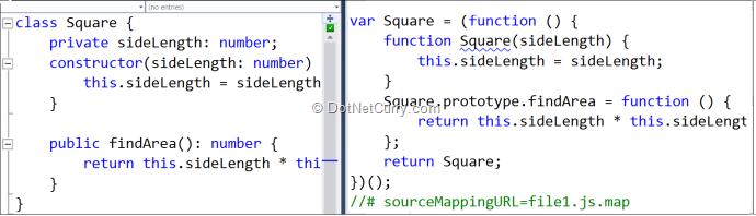 typescript-split-view