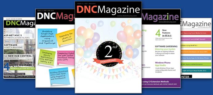 DNC .NET Magazine