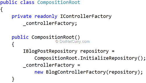 composition-root-constructor