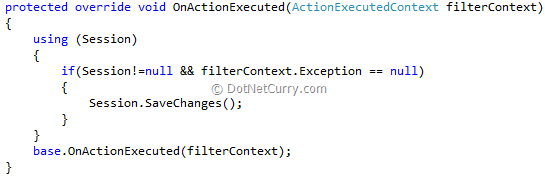 override-on-action-executed