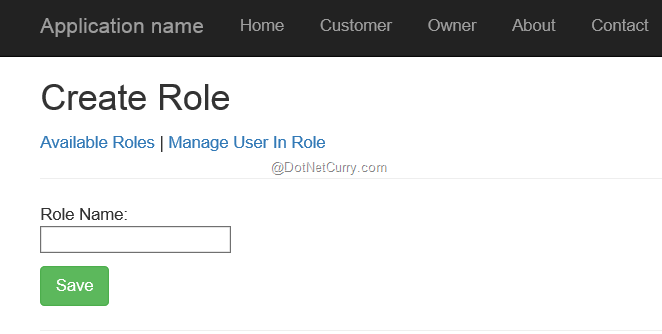 create-role