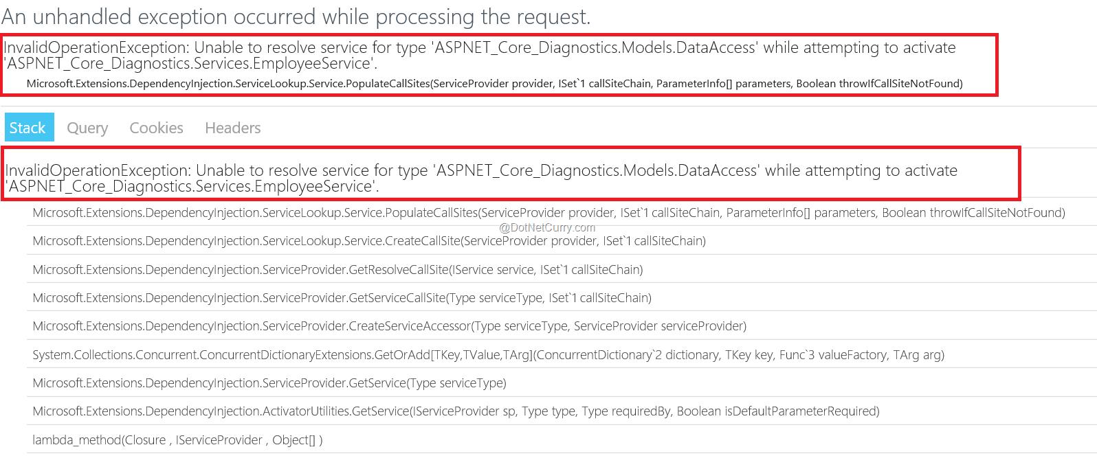 aspnet-diagnostics-dataaccess