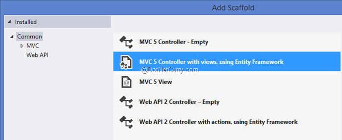 mvc5-controller