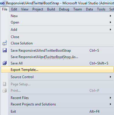 export-template-file-menu