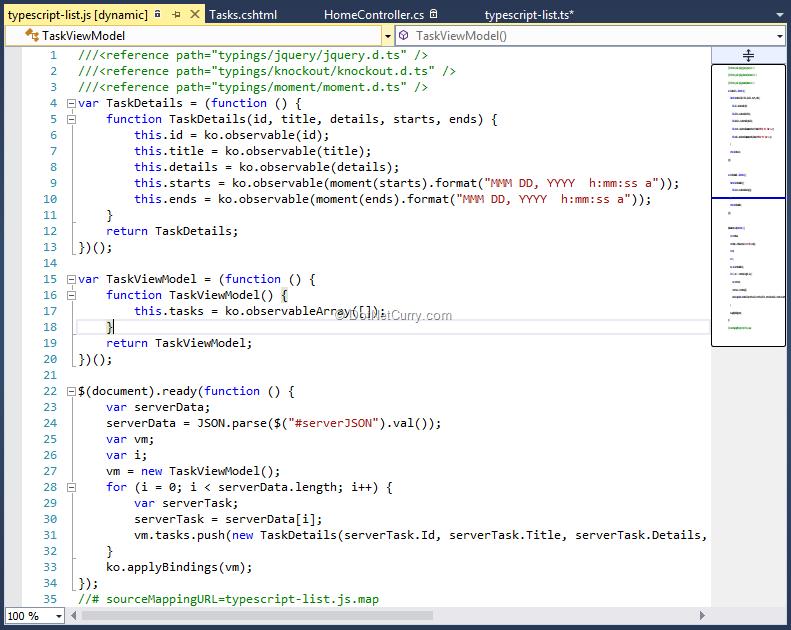 generated-javascript
