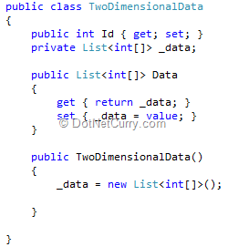 two-dimensional-data-view-model