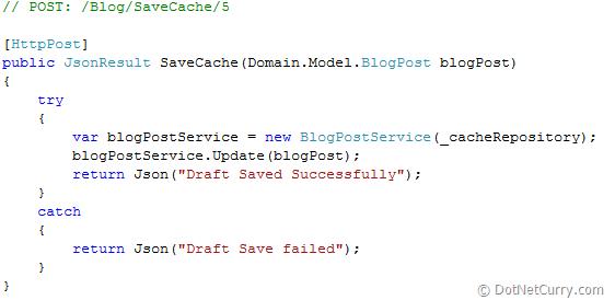 HTTP Post Method