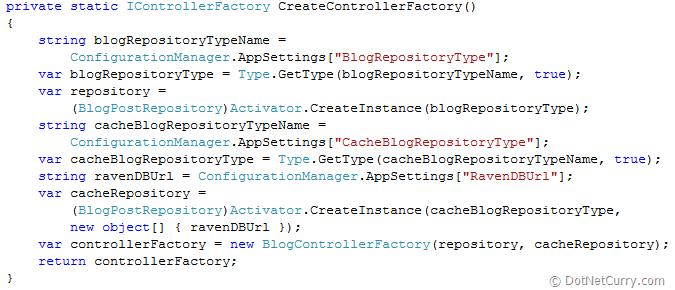 CreateControllerFactory