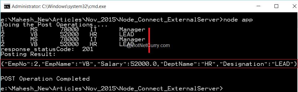 nodejs-calling-service