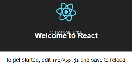React js Tutorial - Getting Started | DotNetCurry