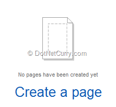 create-page-blank