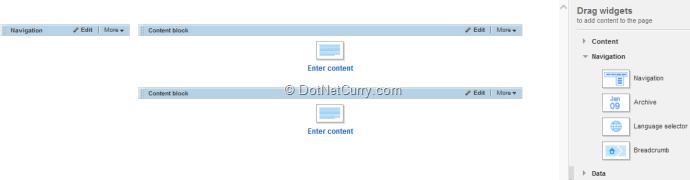 create-page-widgets