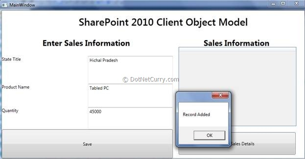 sharepoint demo