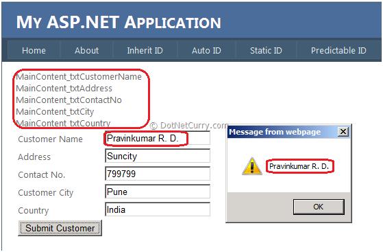 ASP.NET ClientID Inherit