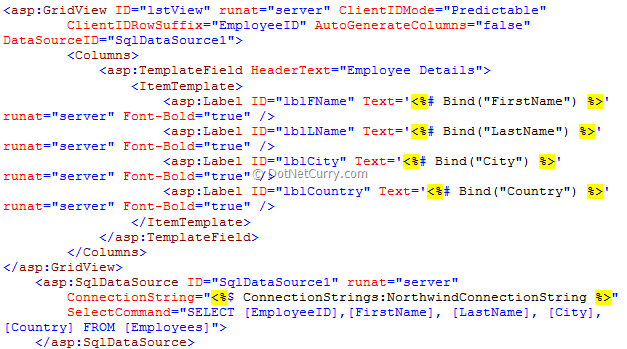 ASP.NET ClientID Predictable