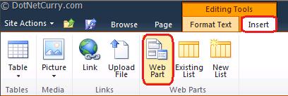 sharepoint webpart