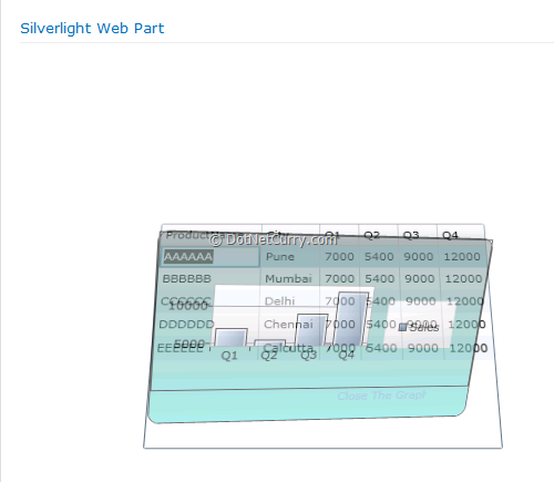 Silverlight Sharepoint webpart
