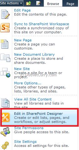 sharepoint-designer