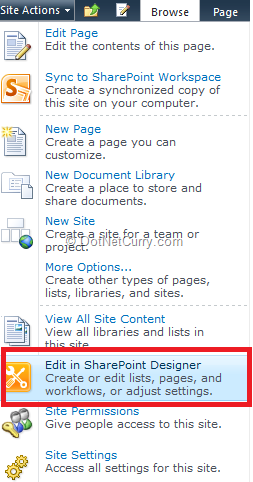 edit-sharepoint-designer