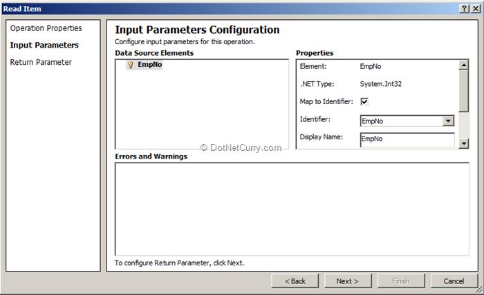 input-parameter-config