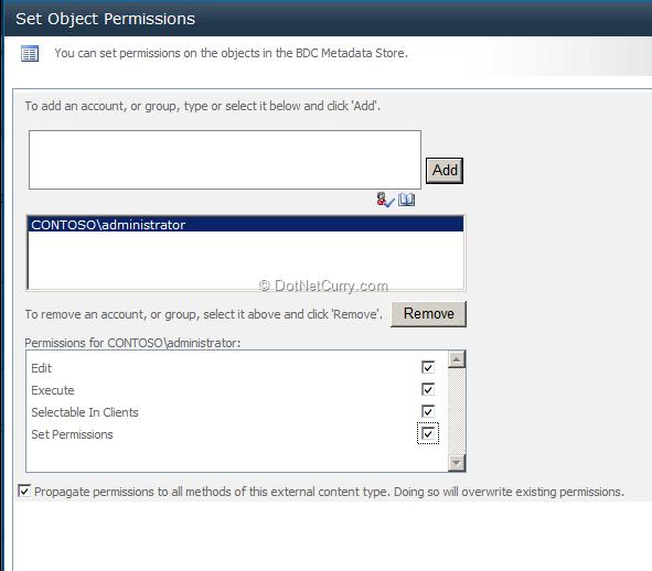 set-object-permissions