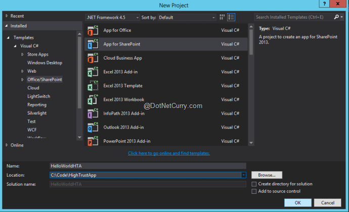 sharepoint-app-project