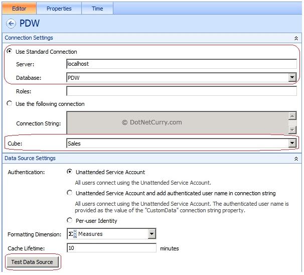 pdw database