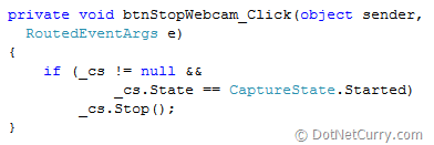 silverlight-webcam-stop