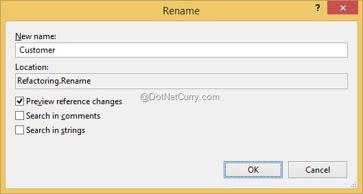 rename-refactoring