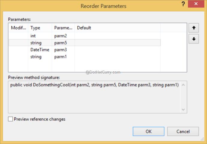 reorder-parameters