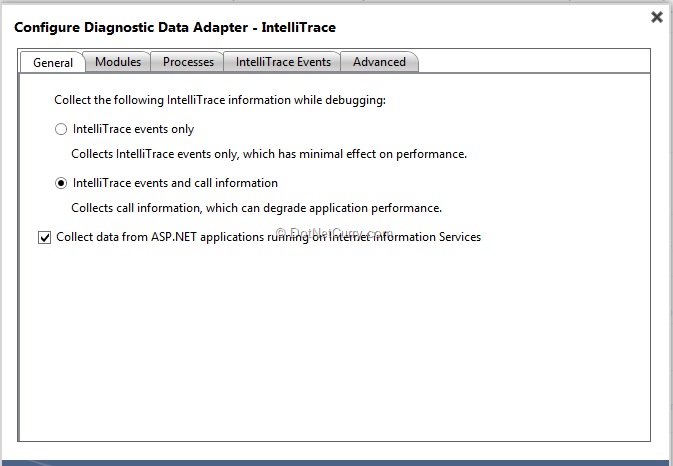 configure-diagnostics