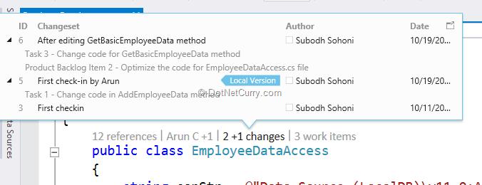 code-history-changeset